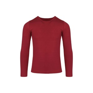 Eten Girls Body Fit T-Shirt Long Sleeve Red 10-16Y