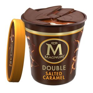 Magnum Ice Cream Double Salted Caramel 440ml
