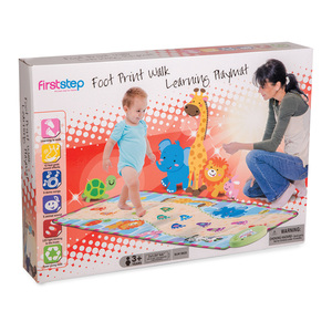 First Step Playmat Learning Walker SLW9829