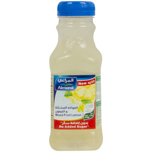 Almarai Mixed Fruit Lemon Juice 300ml