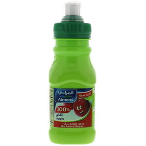 Almarai 100% Kids Apple Juice 180ml