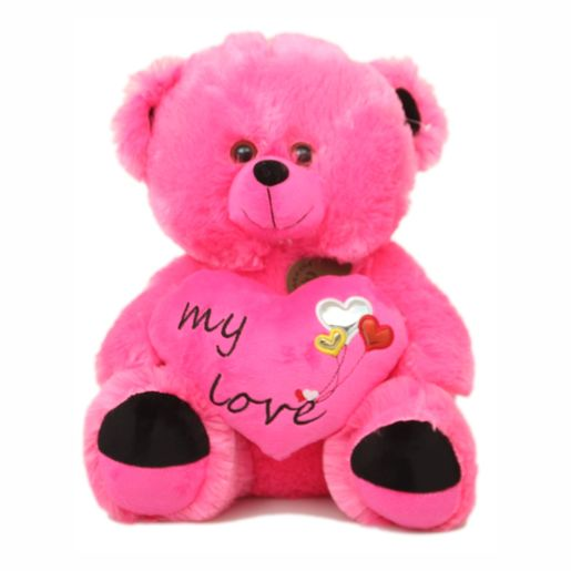 Fabiola Soft Plush Bear VAL-2448 30cm Assorted Color