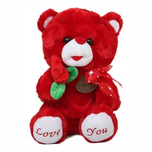 Fabiola Soft Plush Bear VXH-1866 30cm Assorted Color