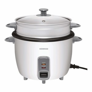 Kenwood Rice Cooker with Steamer RCM42 1.8Ltr