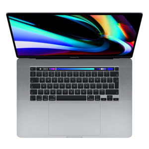 MacBook Pro Touch Bar With  16-inch,Core i7 Processor,2.6GHz 6-core,16GB RAM,512GB SSD,AMD Radeon Pro 5300M with 4GB of GDDR6 memory,Space Grey (MVVJ2AB/A)