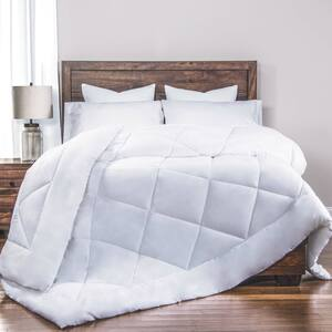 Cannon Duvet King White 1pc Size: 230x250cm