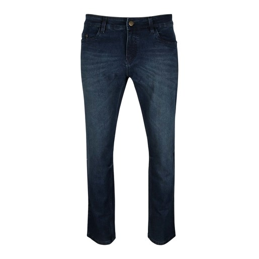 John Louis Men's Jeans Slim Fit Dark Blue SK20 32
