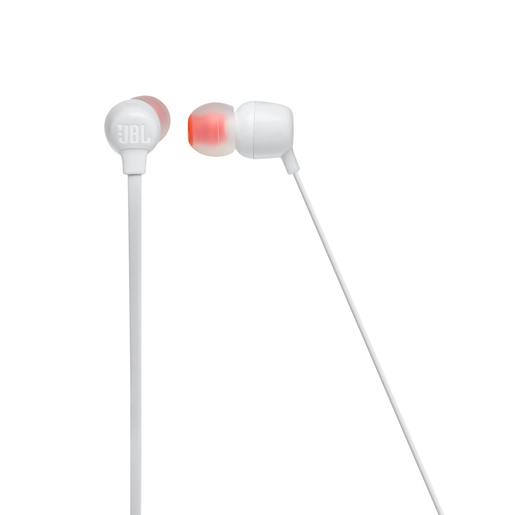 JBL  Wireless Bluetooth In-ear Earphone T115BT White