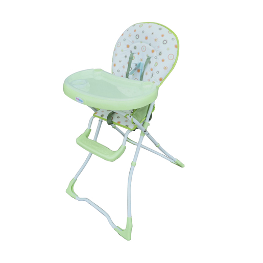 First Step Baby High Chair CA Green