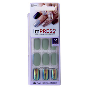 Impress Press On Manicure Nail Care Assorted 30pcs