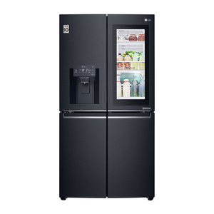 LG InstaView Door-in-Door Refrigerator GR-X29FTQKL 570Ltr, Hygiene FRESH+™, ThinQ