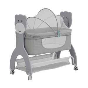 First Step Baby Cradle P-153 Gray