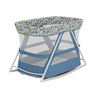 First Step Travel Cot 2-in-1 P-030 Blue