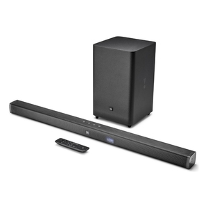 JBL 2.1 Sound Bar JBLBAR21DBBK