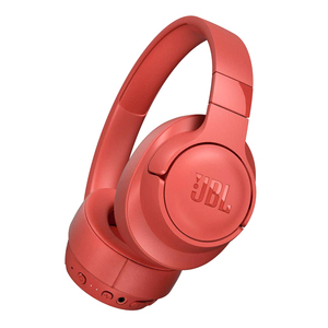 JBL Wireless Over-Ear Headphones TUNE T750BTNC Coral