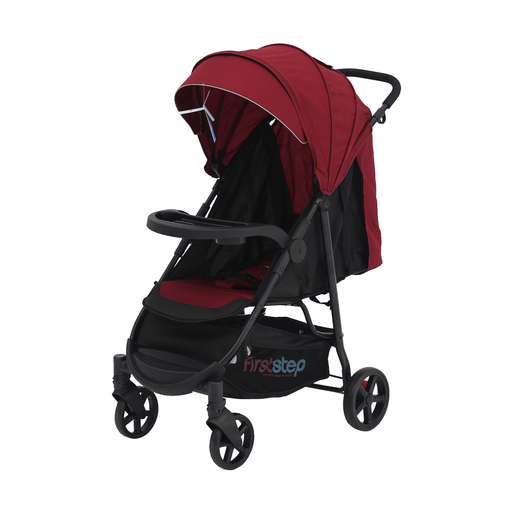 First Step Baby Stroller KDDC-6786H Red