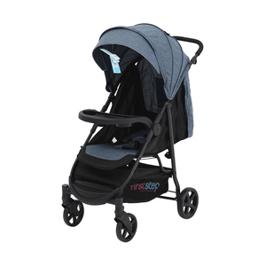 First Step Baby Stroller KDDC-6786H Blue
