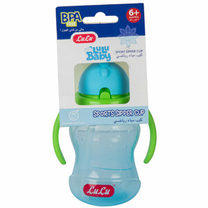 Lulu Sport Sipper Cup From 6+ Months 1pc