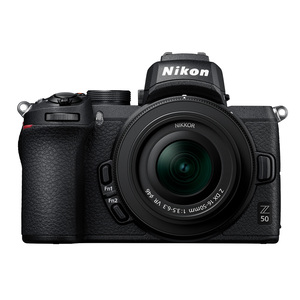 Nikon Mirrorless Digital Camera Z50 16-50mm 20.9MP