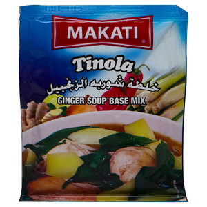 Makati Tinola Ginger Soup Base Mix 50g