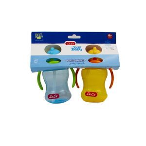 Lulu Baby Sports Sipper Cup 2pcs