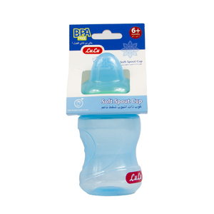 Lulu Soft Spout Cup Small Assorted 1pc