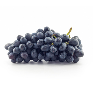 Grapes Jumbo Black 1kg Approx. Weight