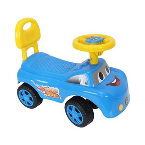 Skid Fusion Kids Ride On Car J-BC618A Color Assorted
