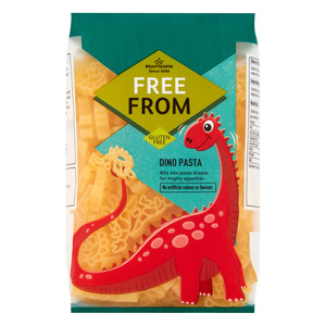 Morrisons Free From Dino Pasta Shapes 250g
