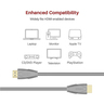 Iends HDMI Cable 4K Ultra High Speed Cable Male to Male IE-CA4645