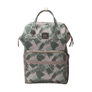 First Step Mummy Bag H-03 Green