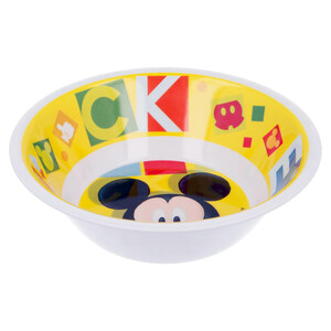 Mickey Mouse Melamine Bowl 44257