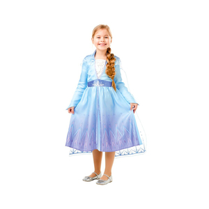 Elsa Travel Dress Classic Costume 300284-S