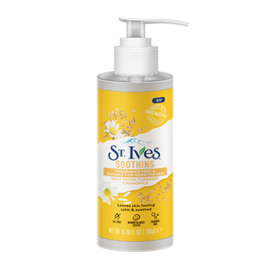 St. Ives Soothing Face Wash with Chamomile Extracts 200ml