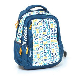 Skybags Backpack 18inch Orio Lite 05 Blue Assorted