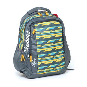 Skybags Backpack 18inch Orio Lite 09 Grey Assorted