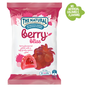 The Natural Confectionery Co. Berry Bliss Jelly Candy 200g