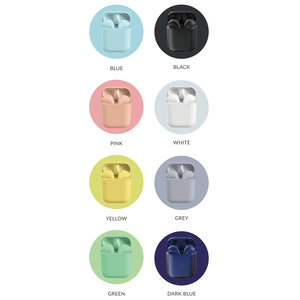 Trands Wireless Earbuds (TWS) With Portable Charging Case TWS-F11(Assorted Colors)