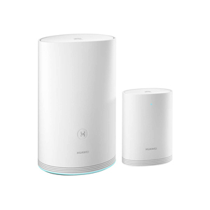 HUAWEI HUW-WS5280-1PLUS1-WHT (1 Base + 1 Satellite) Router, Home Wi-Fi Q2 Pro System