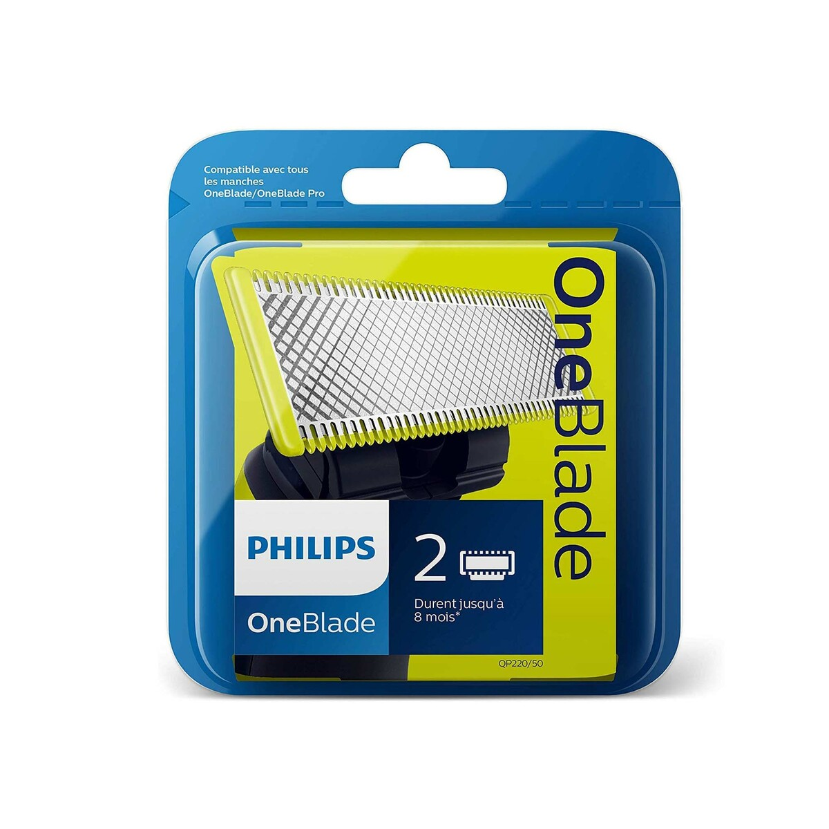 Philips OneBlade Replaceable blade 2pcs QP220