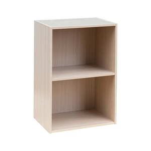 Maple Leaf Home Book Shelf 2 Layer CB-2 Size: W42xD29xH60cm