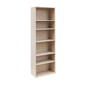 Maple Leaf Home Book Shelf 6 Layer BS1860 Size: W60xD29xH180cm