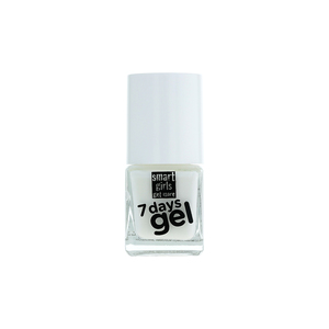 Smart Girls Get More 7 Days Gel 701 White 1pc