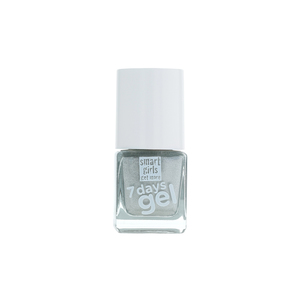 Smart Girls Get More 7 Days Gel 702 Silver 1pc