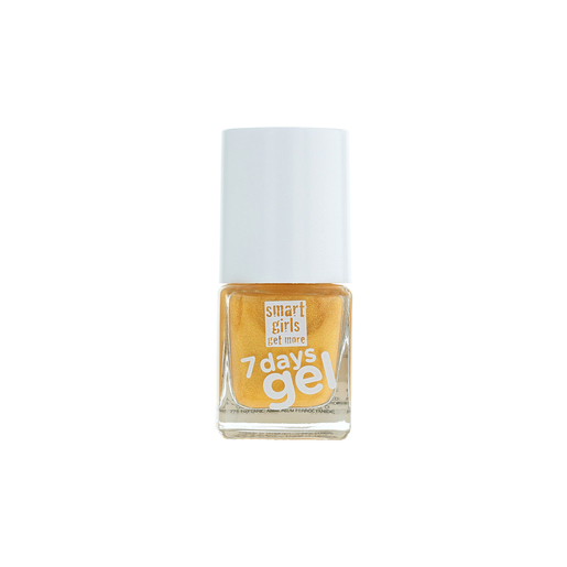 Smart Girls Get More 7 Days Gel 703 Gold 1pc