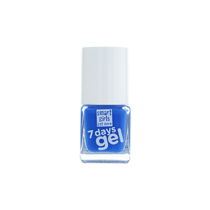Smart Girls Get More 7 Days Gel 708 Cobalt Blue 1pc