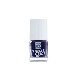 Smart Girls Get More 7 Days Gel 709 Dark Violet 1pc
