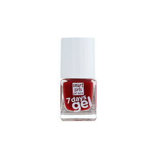 Smart Girls Get More 7 Days Gel 711 Dark Red 1pc