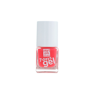 Smart Girls Get More 7 Days Gel 712 Coral Red 1pc