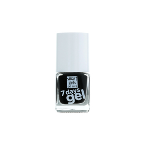 Smart Girls Get More 7 Days Gel 715 Black 1pc